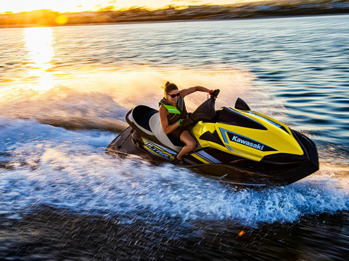 How much is a jet ski? Discover 2019 Jet Ski prices and models: Ultra 310 LX