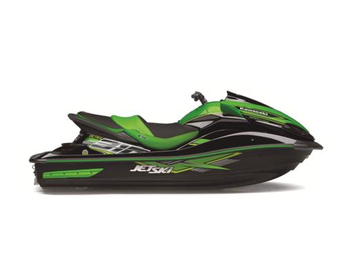 2020 Kawasaki Ultra 310R