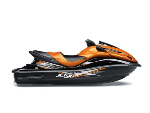 Kawasaki Ultra 310X SE