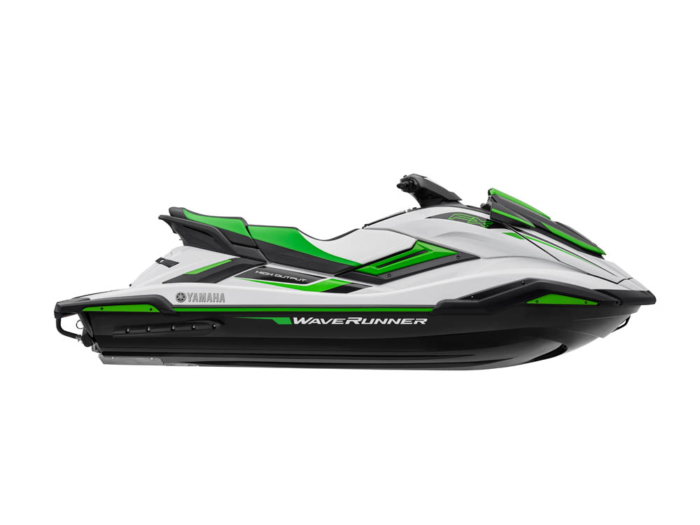 2020 Yamaha FX HO