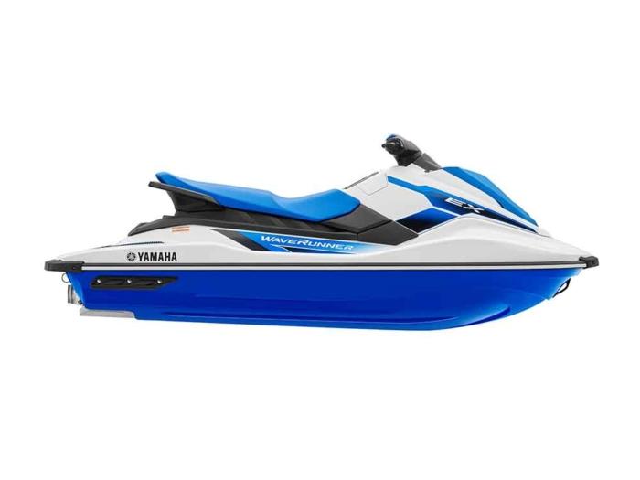 2021 Yamaha EX
