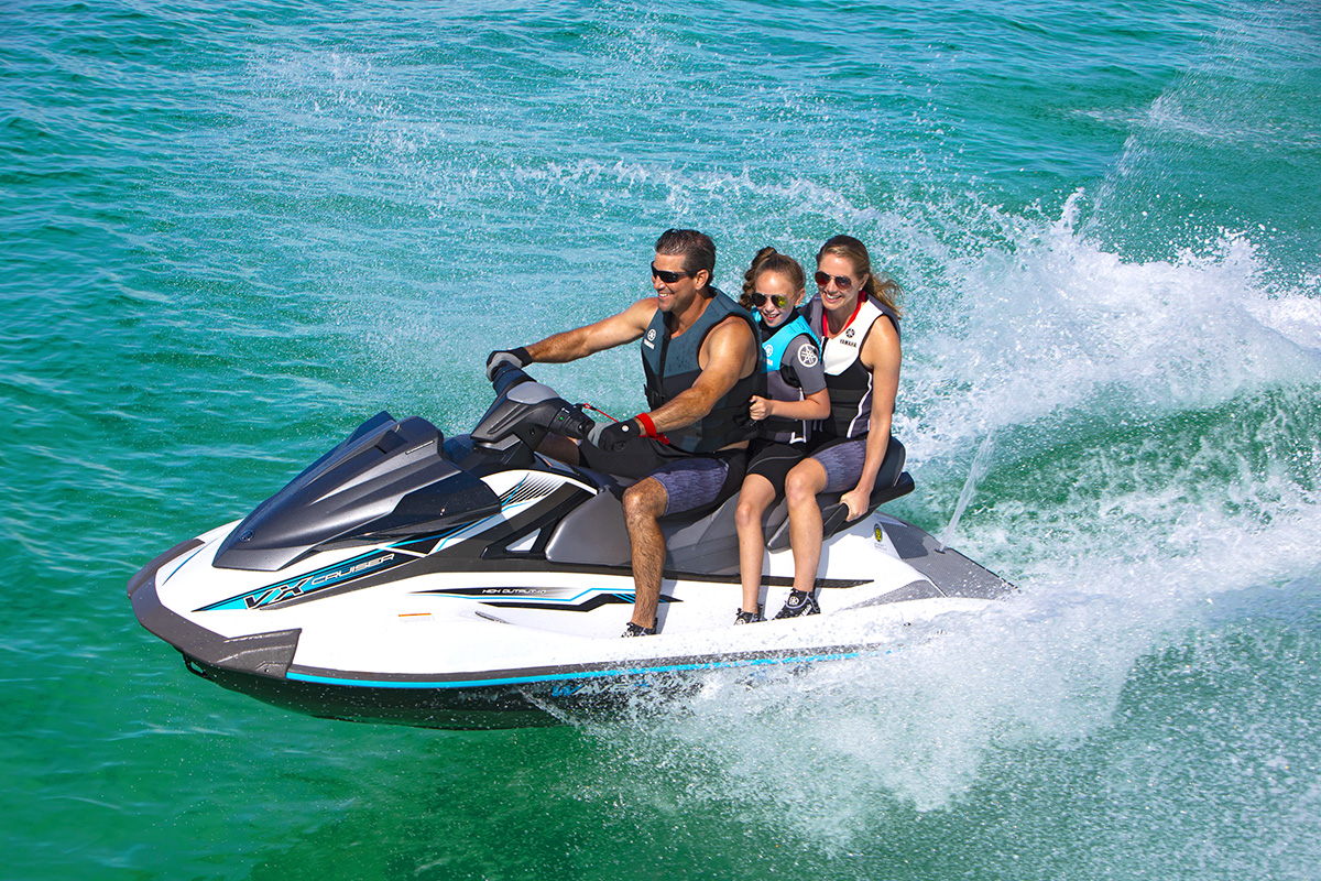 Jet Ski Prices vs Waverunner and Sea-Doo Prices in One Chart