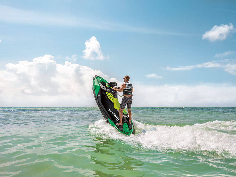 Sea Doo Spark Trixx 3up Jetdrift