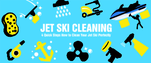 How to clean a jet ski - jet ski cleaner