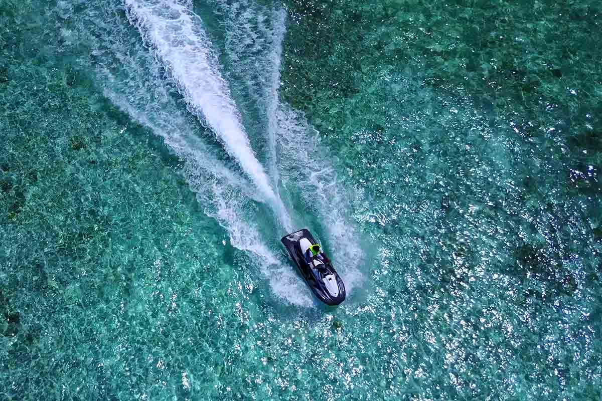 Jet ski wakeboarding issues#1: Small wakes