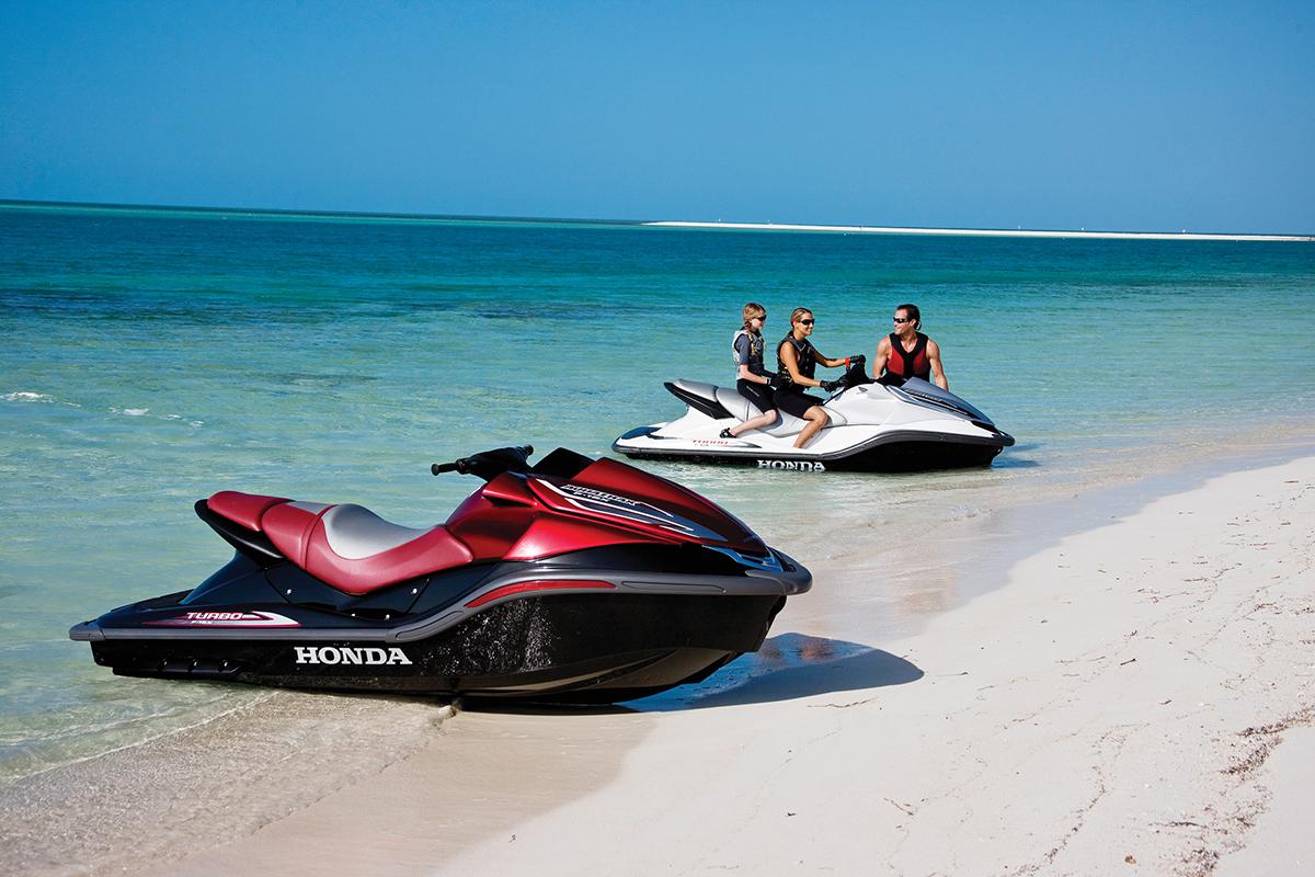 Takeaway: Please forget Honda Jet Ski