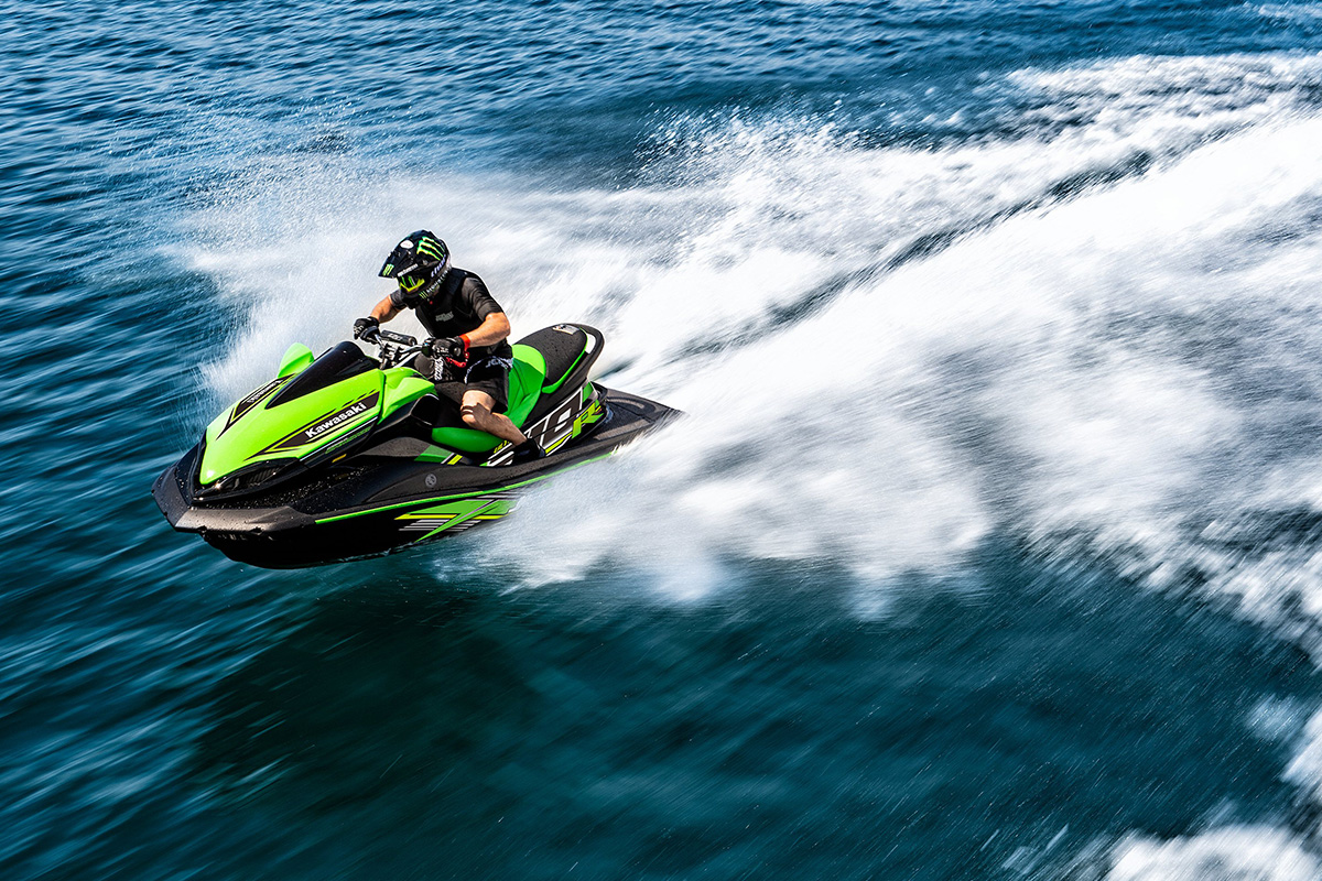 Jet Ski Horsepower Specs vs  Sea-Doo vs  Waverunner 2019