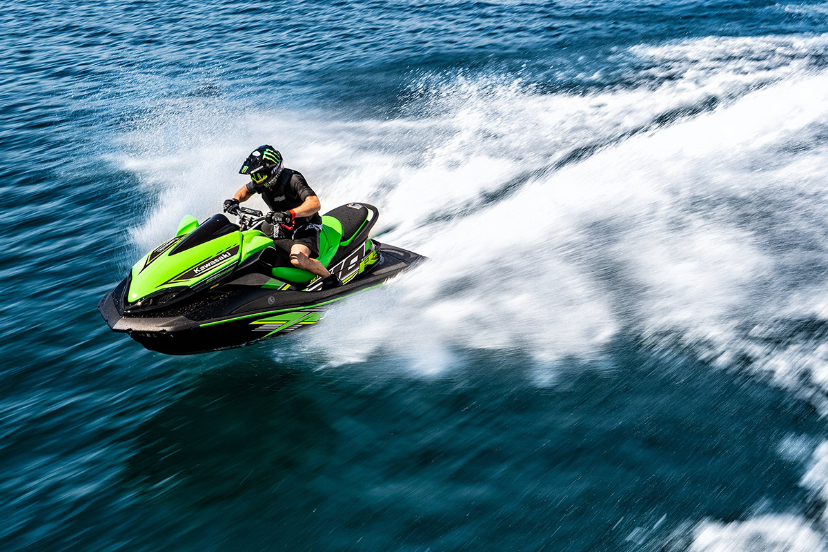 Ultra 310R is one of the fastest Jet Ski models on the market