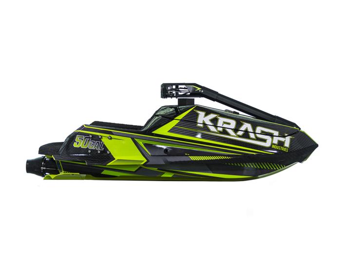 Krash 50 Cal 2019
