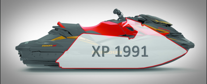 Sea-Doo RXP comparison