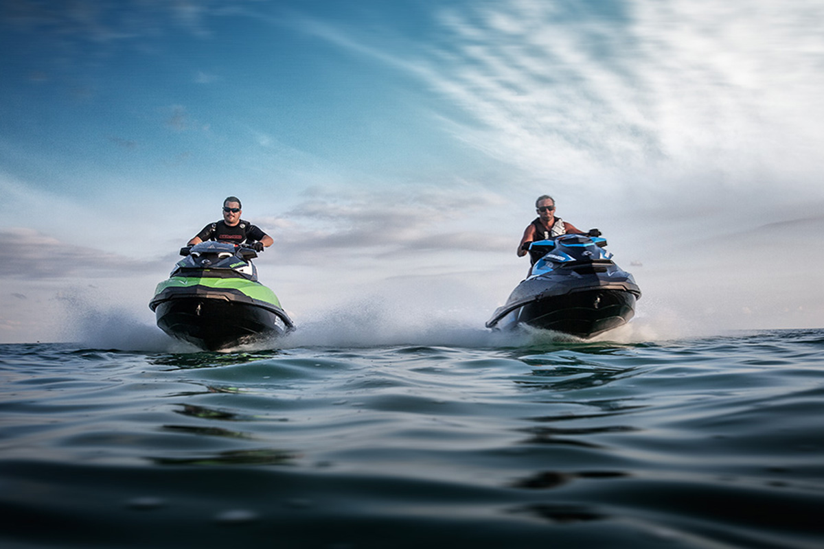 Sea-Doo Closed Loop vs  Open Loop Cooling System [Video