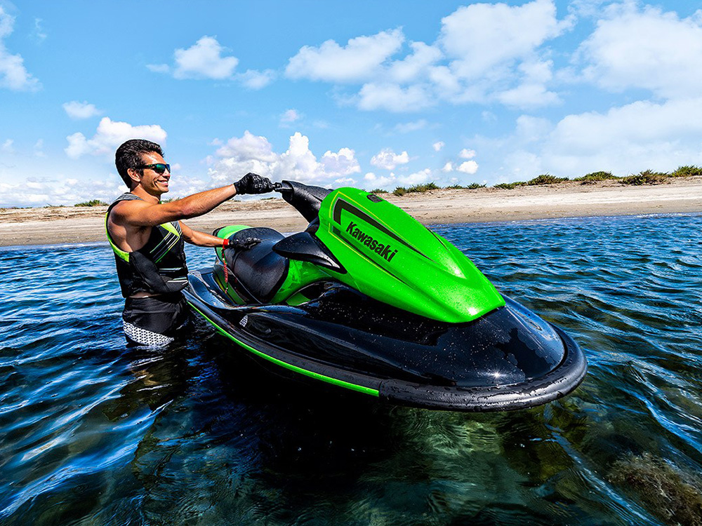STX-15F is probably the best family Jet Ski