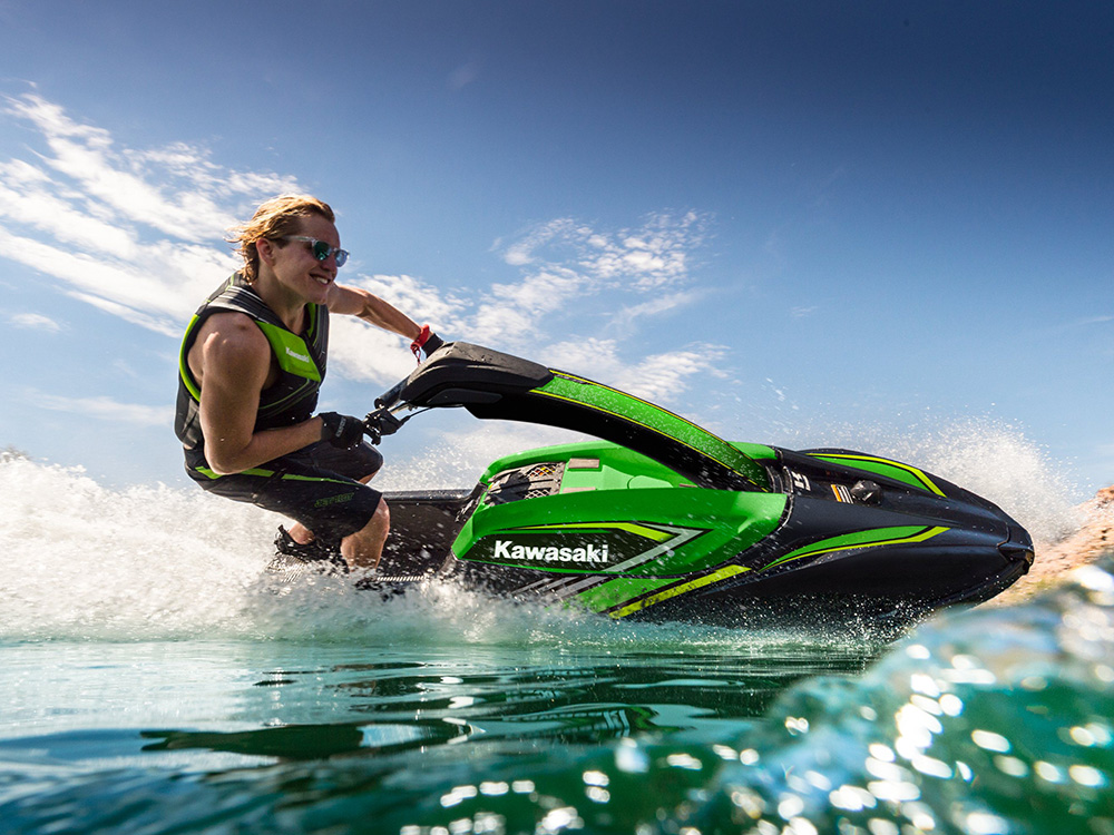 SX-R Stand up Jet Ski Price Tag: $9.999