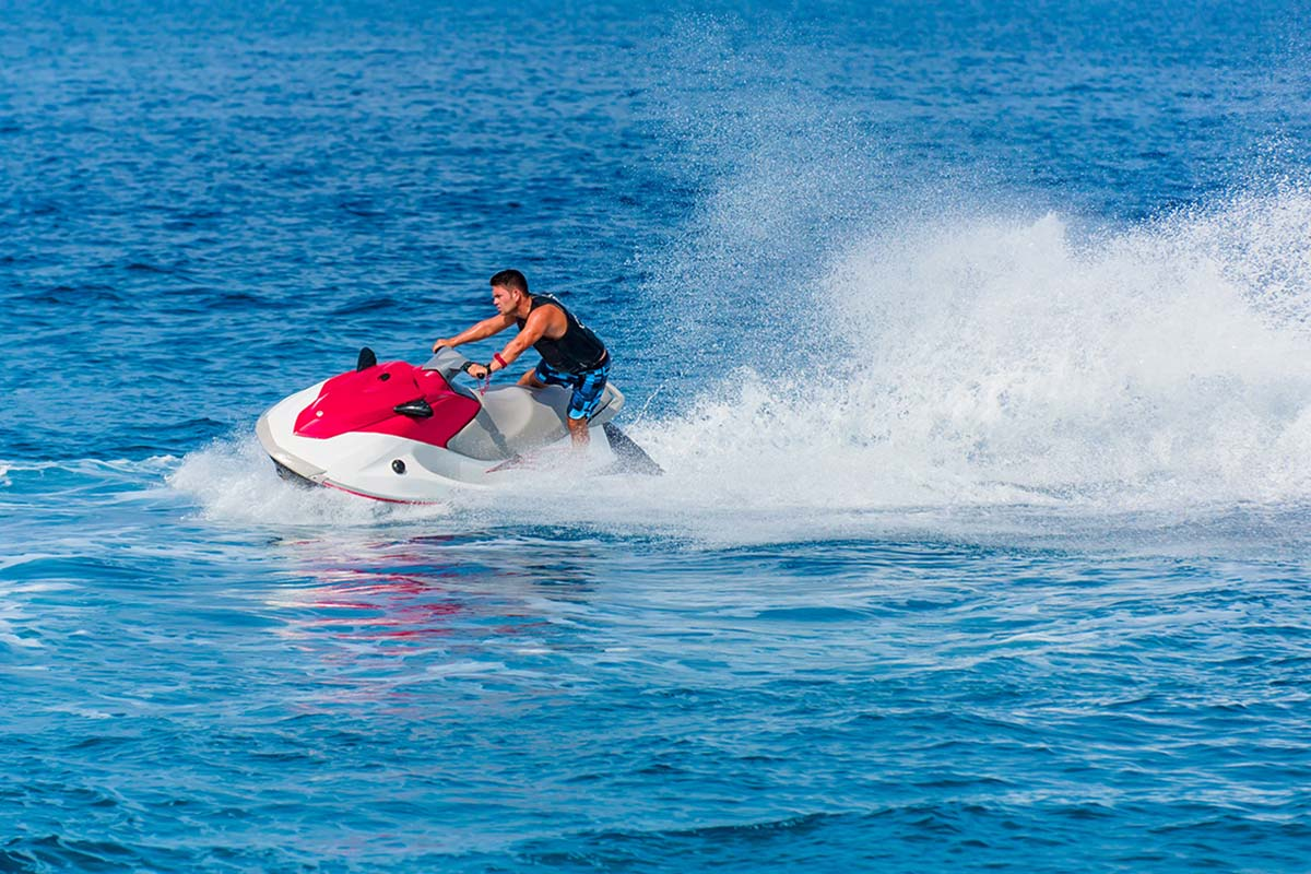 Used jet ski buying guide: Never miss the test ride!