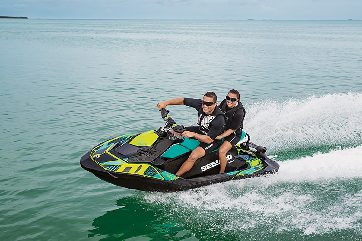 Sea-Doo Spark is the cheapest PWC on the market