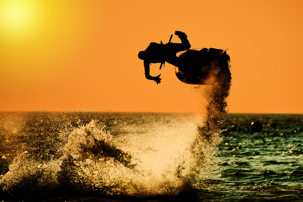 Are jet skis dangerous? They can be!