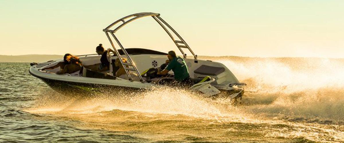 Sealver jet ski boat attachment