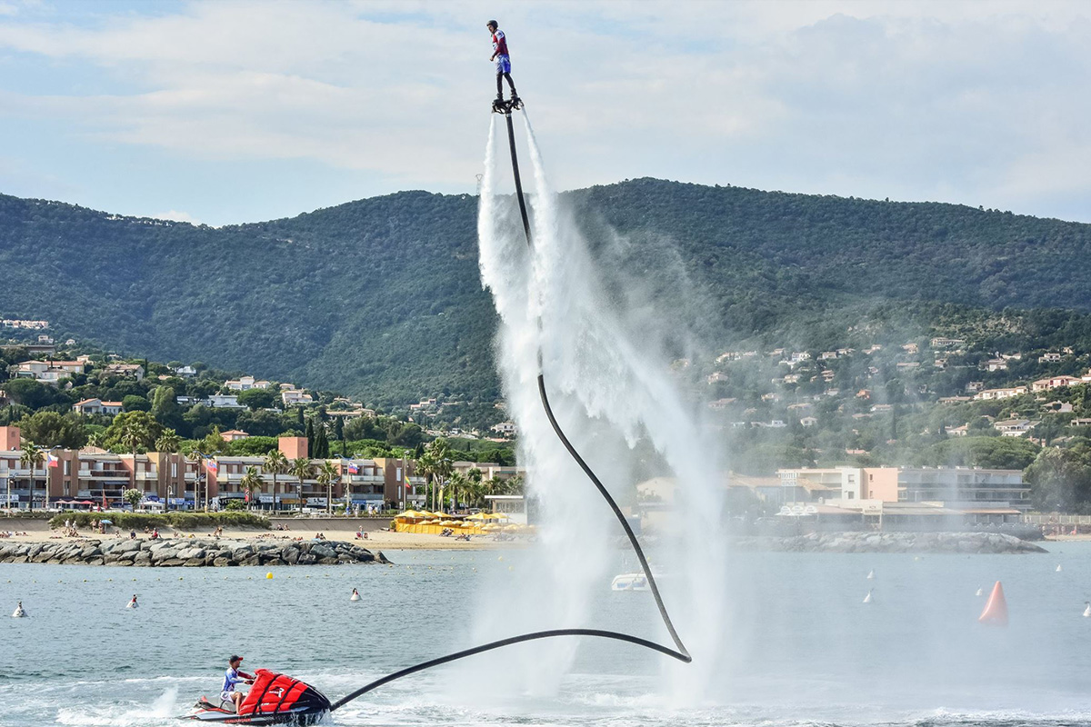 Flyboard from Zapata Racing