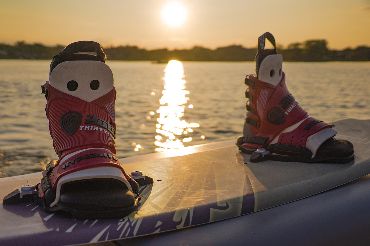 Jet ski wakeboard steps #1: Know the laws