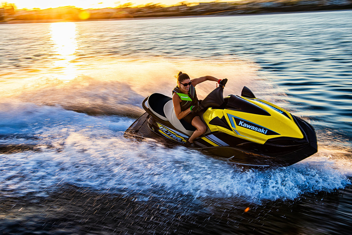Kawasaki Ultra LX - One of the most reliable Jet Ski