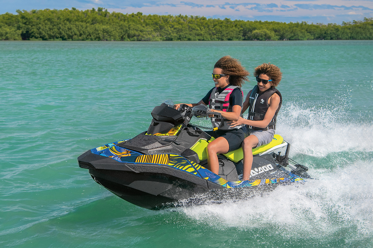 Sea-Doo Spark is one of the most reliable Sea-Doo