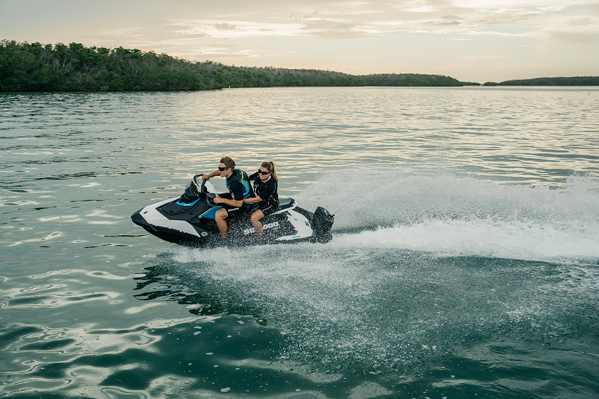 Discover Sea-Doo Spark top speed numbers