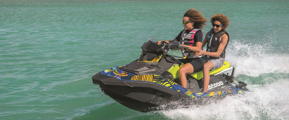 Sea Doo Spark Top Speed