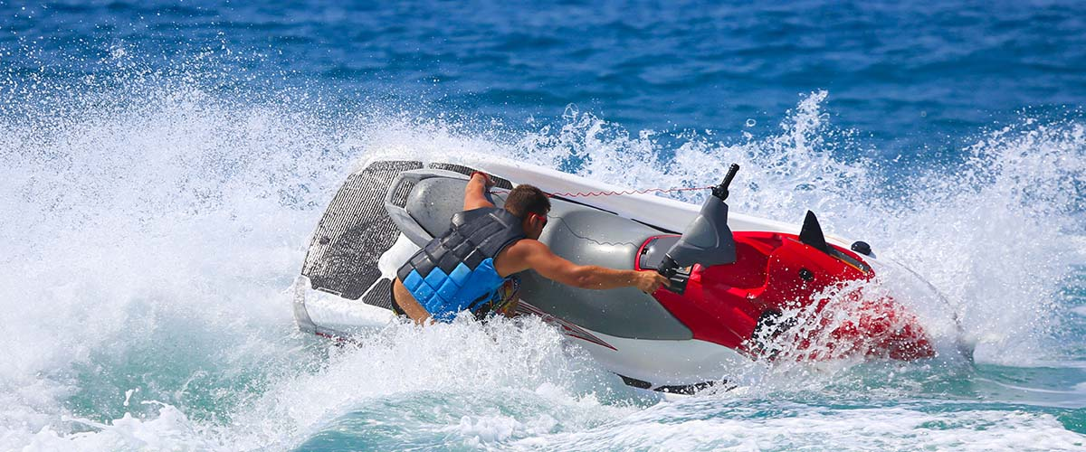 What to Do if You Flip a Jet Ski