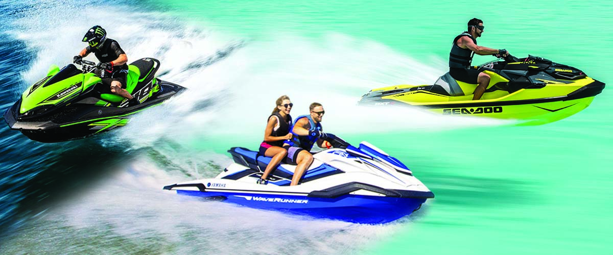 2020 jet ski top speed chart