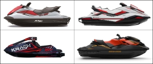 Jet ski vs WaveRunner vs Sea Doo vs Krash 2020