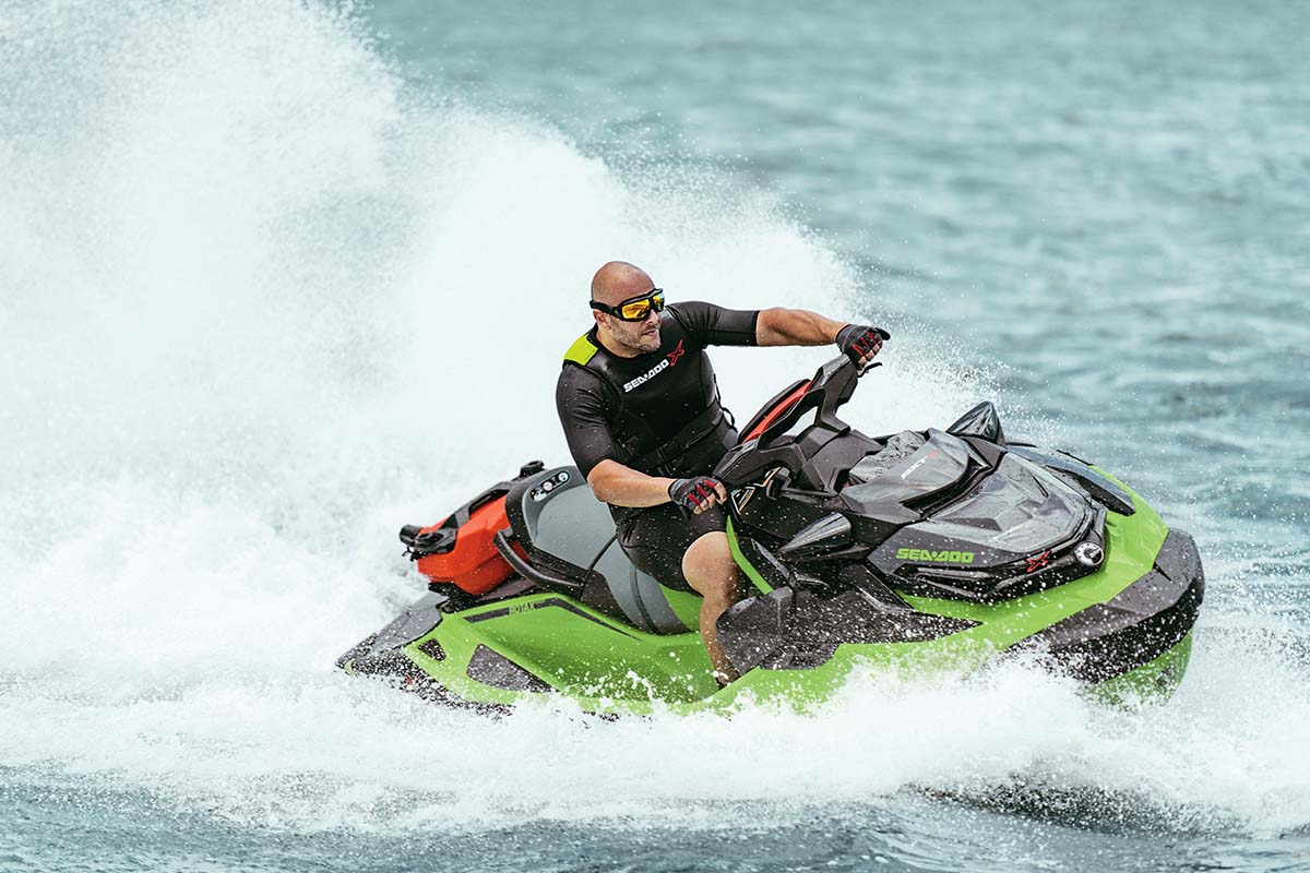 Sea-Doo gas tank sizes: 8 - 18.5 gallons