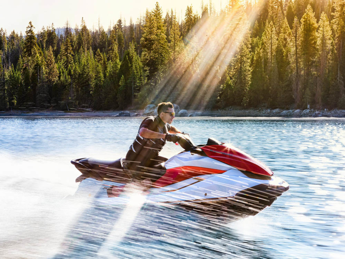Discover the 2020 Jet Ski prices