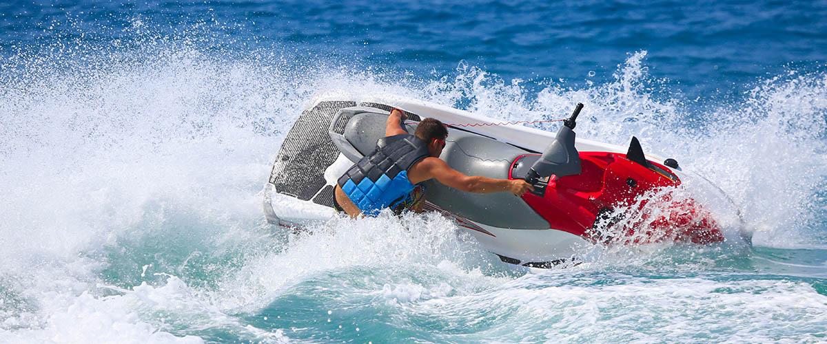 Can a jet ski sink?