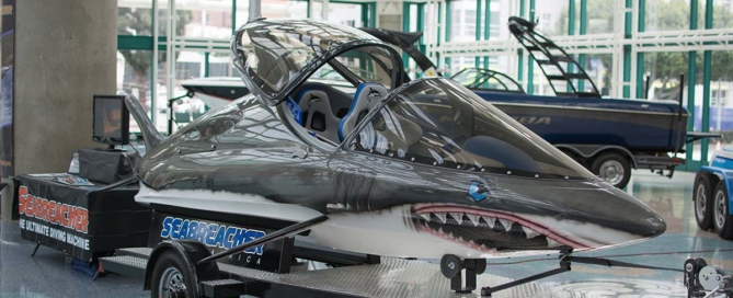 Seabreacher - The Jet Shark