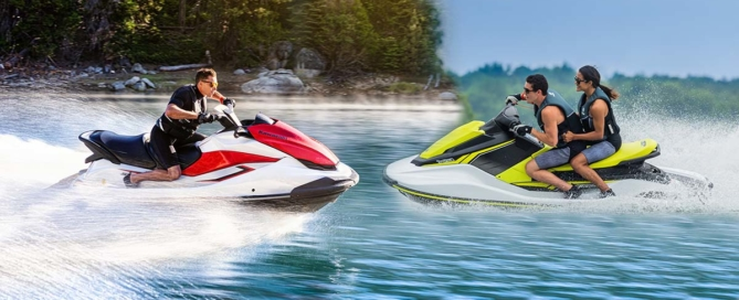 Jet ski vs. Waverunner what is the difference