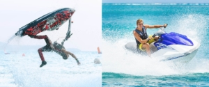Stand up jet ski vs. sit down jet ski
