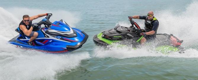 Yamaha vs sea doo