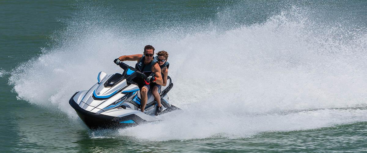 WaveRunner Top Speed