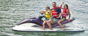 how many people can ride a jet ski