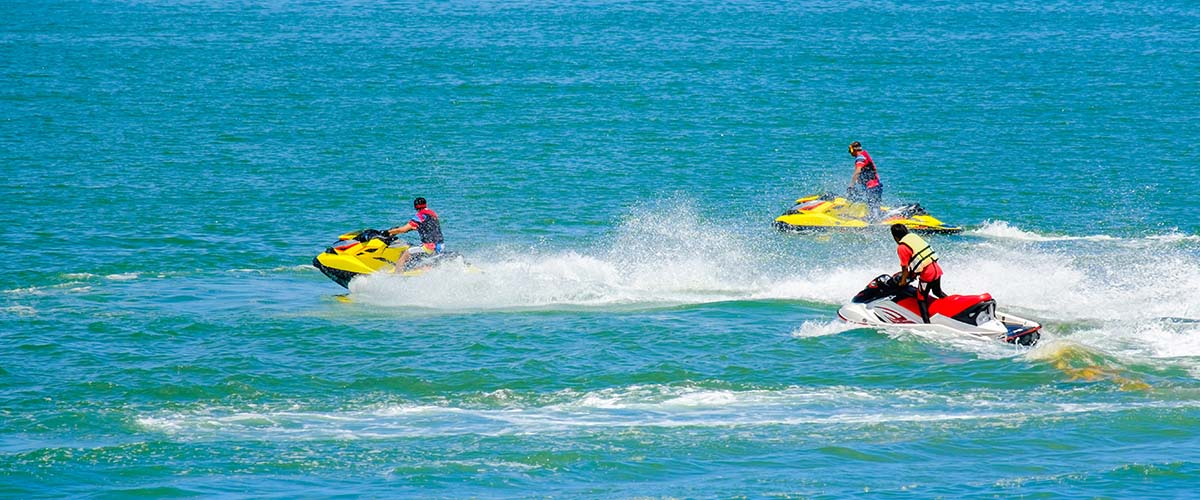 jet ski fuel consumption factors