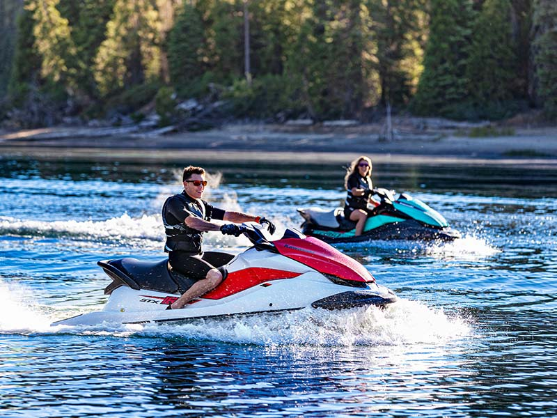 Kawasaki STX-160 prices range from $9.599 to $11.699