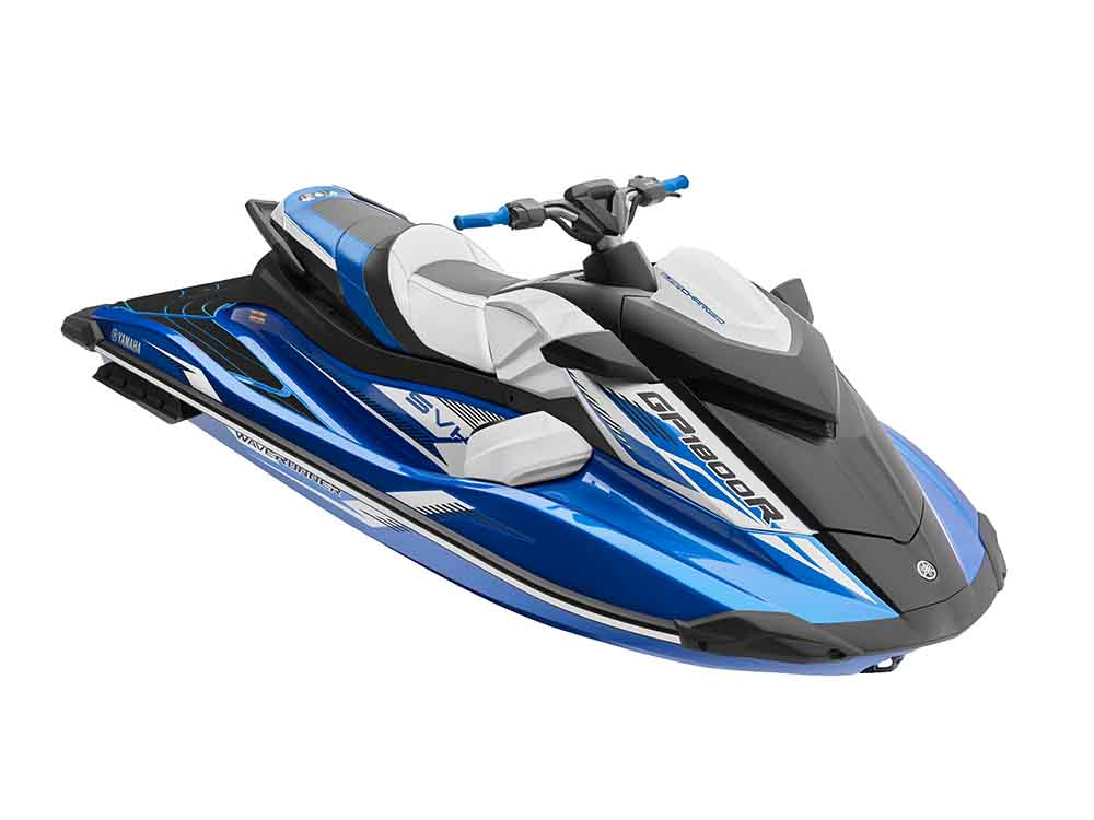 2021 Yamaha GP1800R SVHO-2