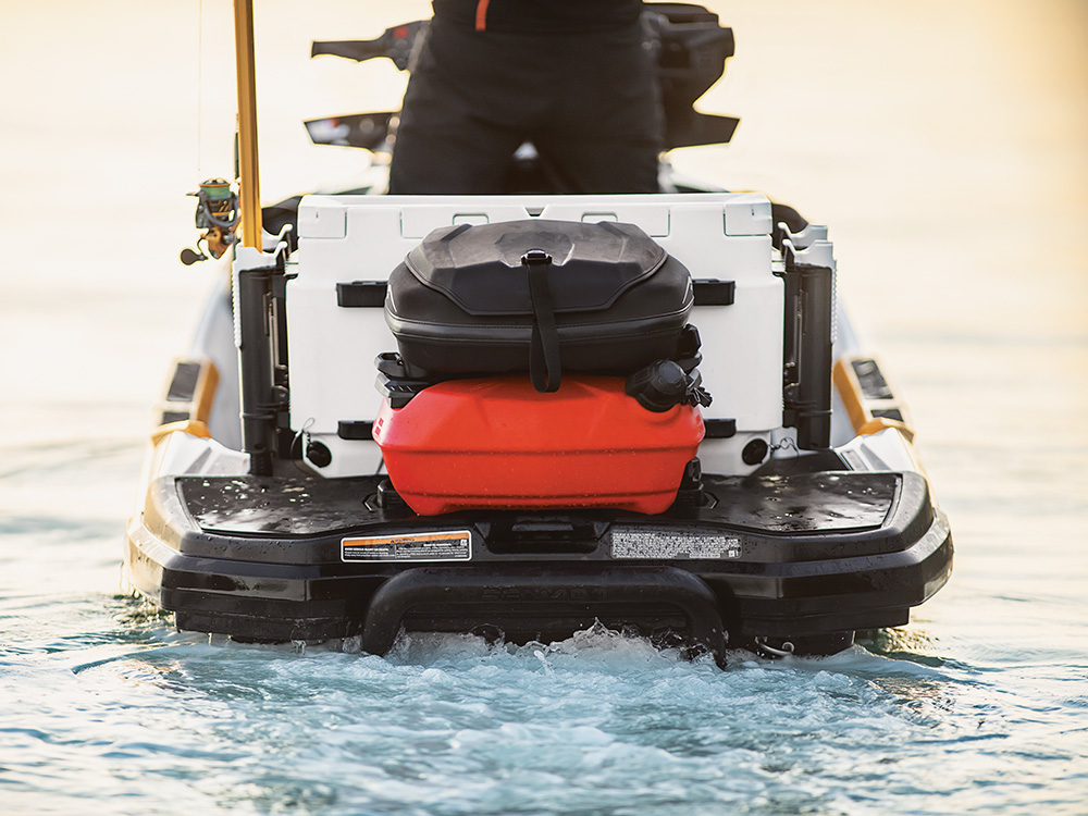 2020 Sea-Doo LinQ System and Accessories