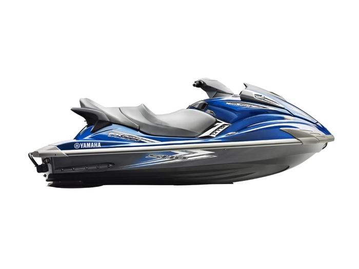 2010 Yamaha FX Cruiser SHO