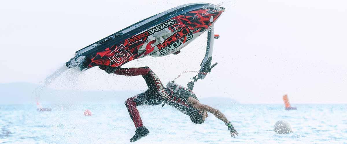 jet ski vinyl wrap