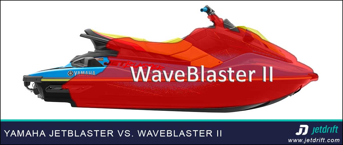 Yamaha JetBlaster vs. WaveBlaster II comparison